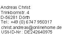 Impressum von GuenstigeRechtsschutzversicherung.de